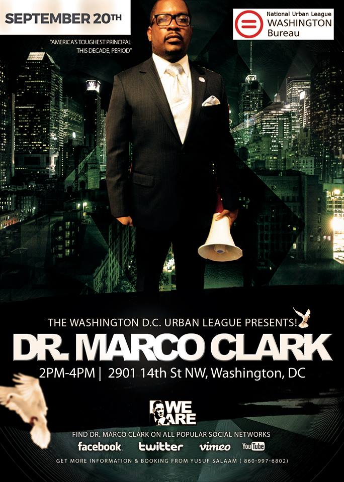 Dr Clark Urban League