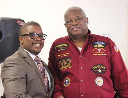 South Carolina Combat Veterans Group Annual Visit 2015